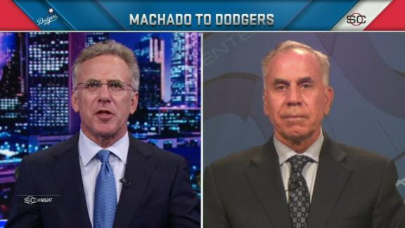 By getting Machado, Kurkjian calls Dodgers team to beat in NL