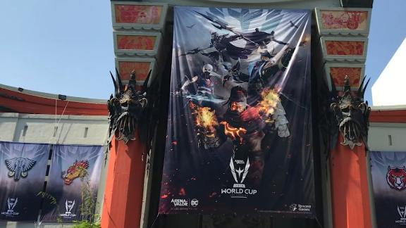 Arena of Valor World Cup 2018 Recap