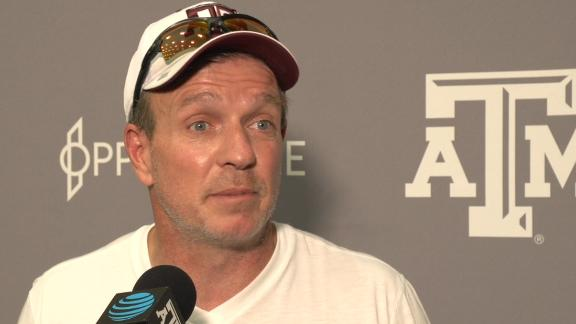 Fisher preaches importance of communication