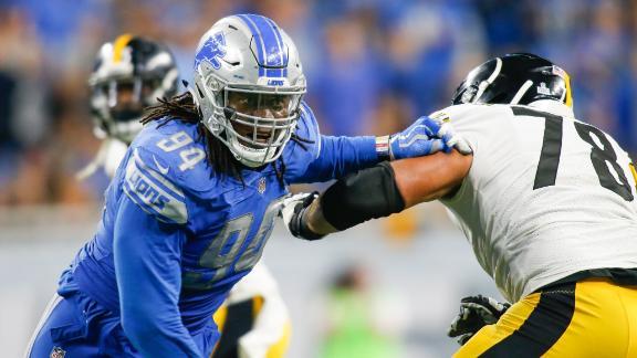 Lions remove DE Ziggy Ansah from PUP list