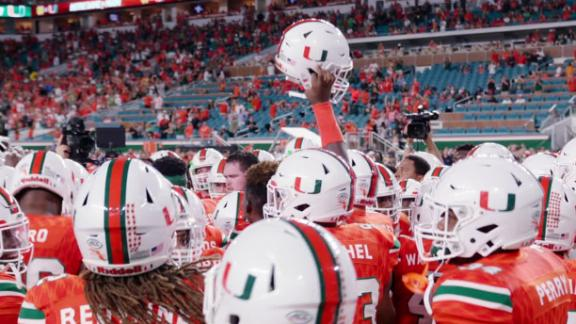 Miami will be tested from the jump with LSU