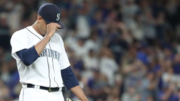 Diaz blows first save since June