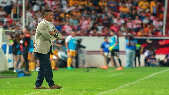 Ignacio Ambriz nuevo entrenador de León