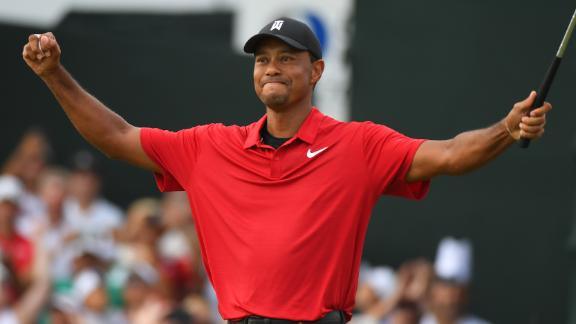 Tiger captures Tour Championship