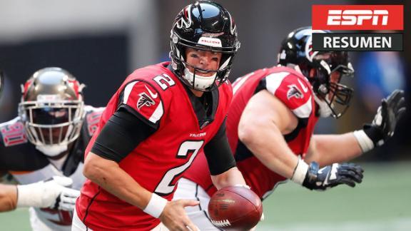 Falcons rompen mala racha gracias a Ryan