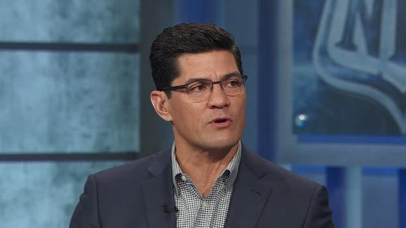 Bruschi: Panthers rushing attack big vs. Eagles