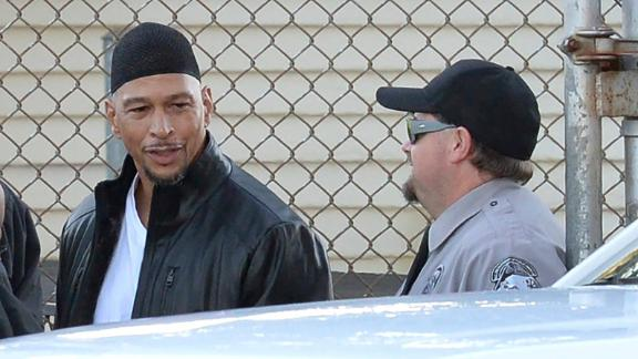 Former Panthers WR Carruth released from prison