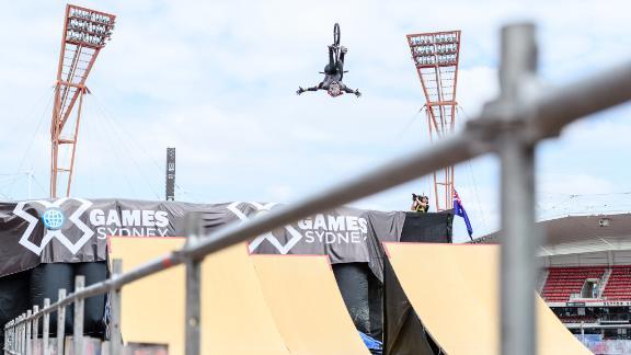 Best of BMX at X Games Sydney 2018