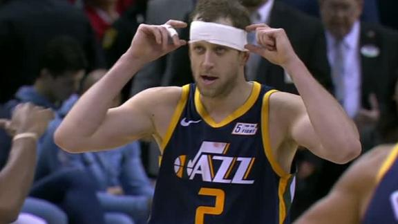 Ingles points to bandaged head after sinking 3