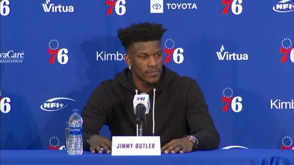 Butler rejects notion he's a bad teammate