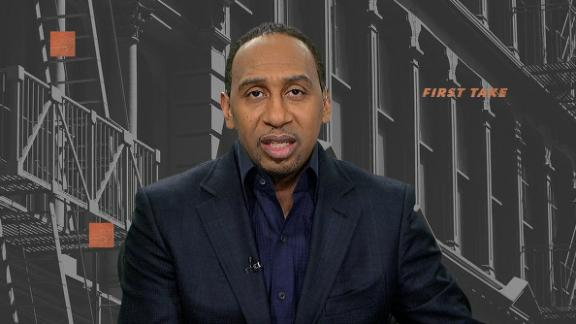 Stephen A.: 'Saints are the best team in football'