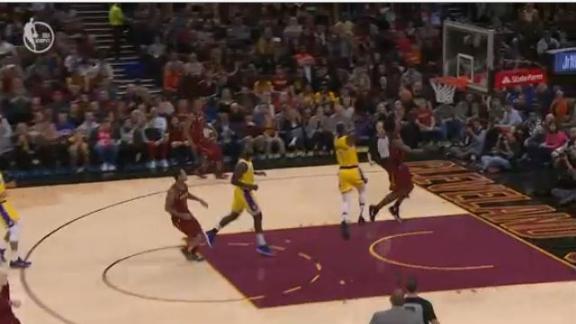 Collin Sexton Consigue El Doble Del Empate Ante Lakers