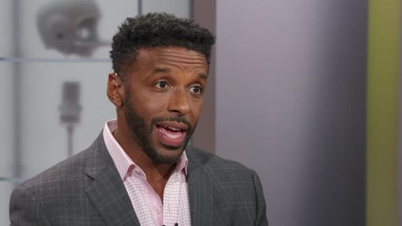 Smith: Hunt's incident is worse for NFL than Ray Rice's