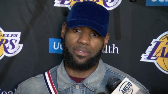 LeBron 'real emotional' after final game with Wade