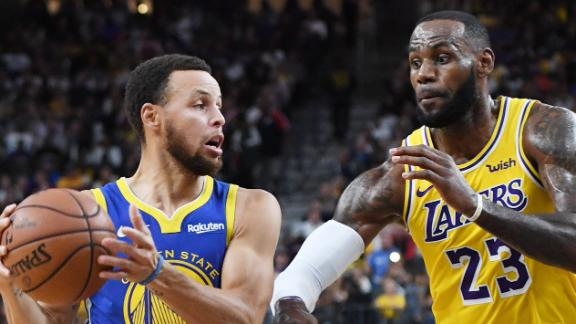 Lakers-Warriors: NBA's next great rivalry?