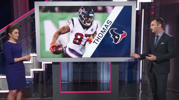 What's next for Thomas after release from Texans?