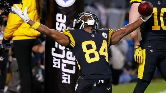 Brown's next move after farewell tweet to Steelers fans