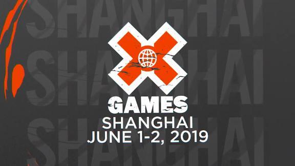 X Games Shanghai 2019 Arrives In June