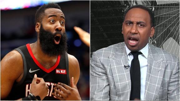 4aa205d65825 Stephen A. scorches Rockets for officiating complaints - ESPN Video - ESPN  Soccernet