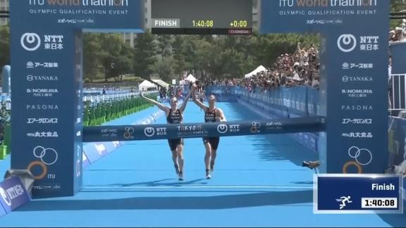 If you love sports, then disqualification of two triathletes in Tokyo is a disgrace