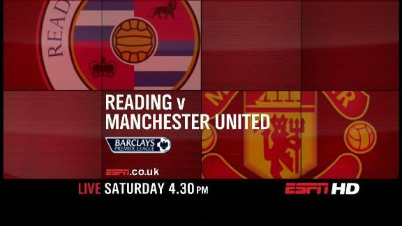 Reading vs Manchester United