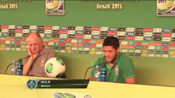 Hulk: We will continue to improve