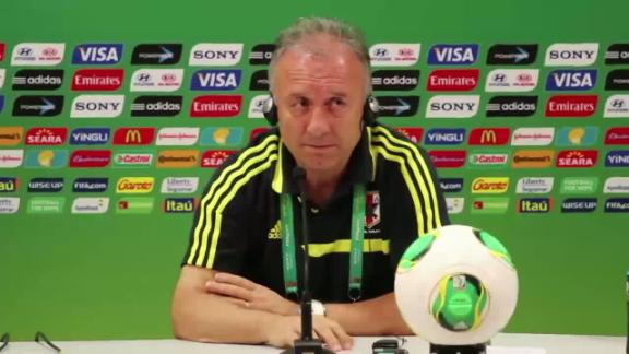 Zaccheroni hoping to shock Italy