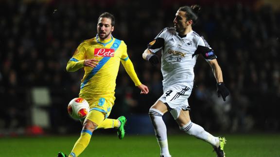 Napoli vs Swansea City