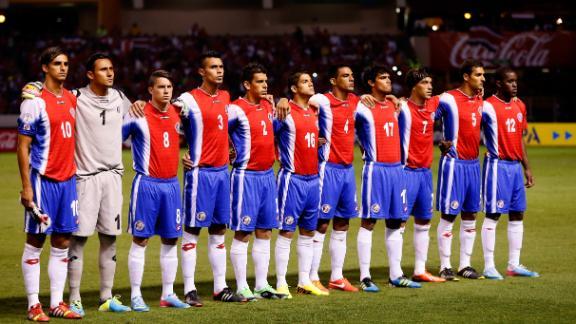 ESPN FC: 32 in 32 - Costa Rica