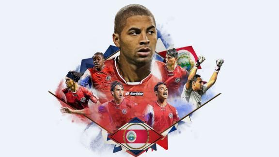 World Cup profile: Costa Rica