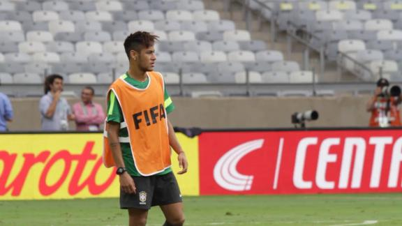 Pele: Brazil can't rely on Neymar