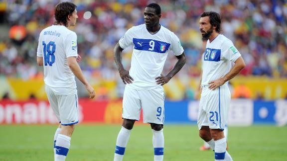 Montolivo: England match could prove decisive