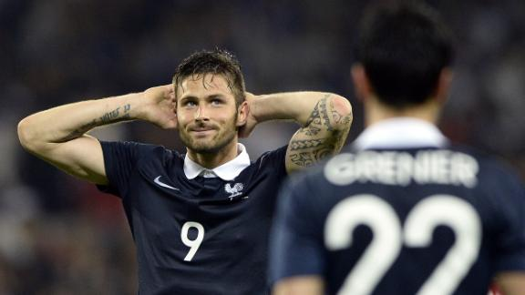 Highlights: France 1-1 Paraguay