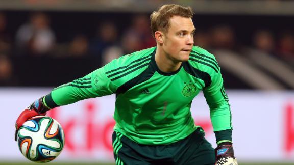 #WorldCupRank: 27 - Manuel Neuer