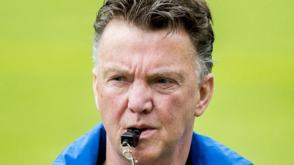 Van Gaal: Netherlands getting better