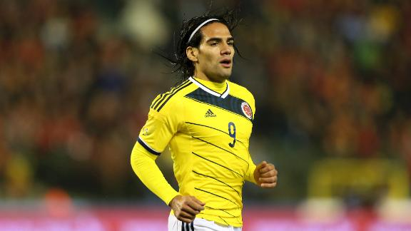 #WorldCupRank: 19 - Radamel Falcao