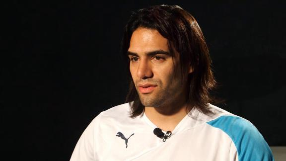 Falcao backs Spain, Brazil and Germany
