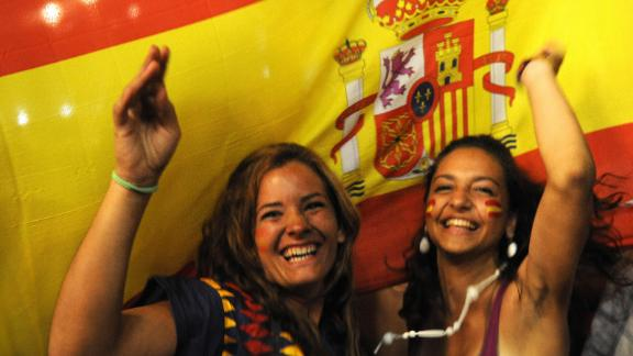Hunter: How Spain fell in love again