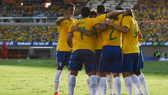 Highlights: Brazil 4-0 Panama