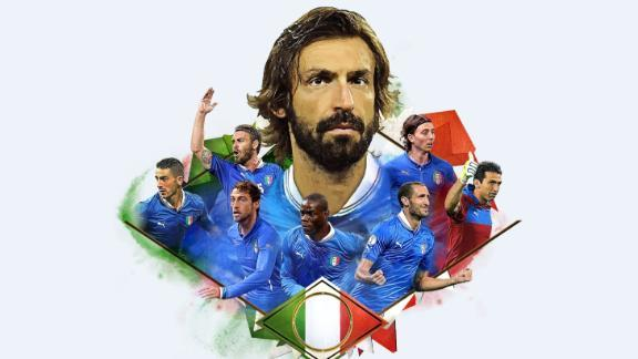 World Cup profile: Italy