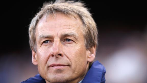 Klinsmann: U.S. 'cannot win World Cup'