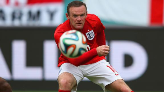 Will Rooney start for Hodgson?