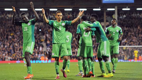 Nigeria 'perfect test' for the United States