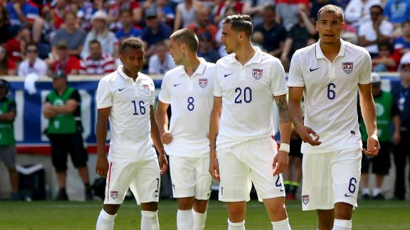 U.S. face stern test against Nigeria