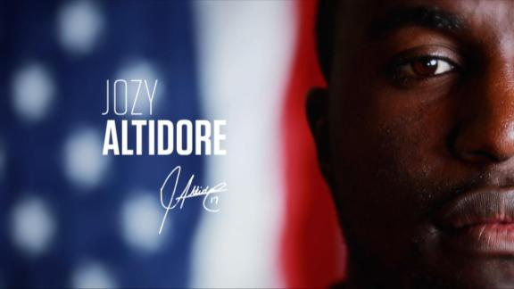 Altidore looking to make his mark