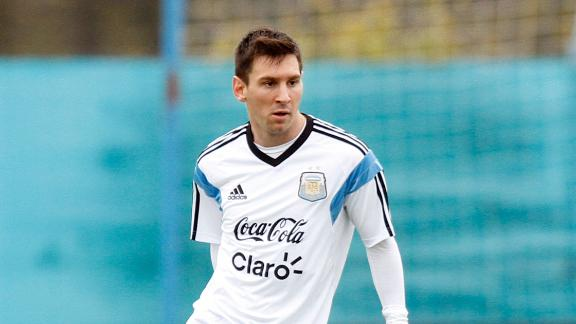 Messi to guide Argentina in Group F?
