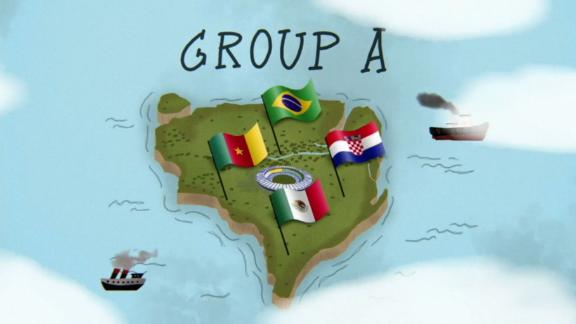 Men in Blazers: Will Mexico or Croatia join Brazil in advancing out of Group A?