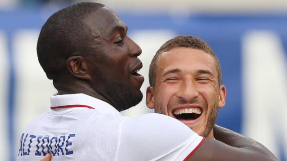 Altidore: Responsibility to help my team