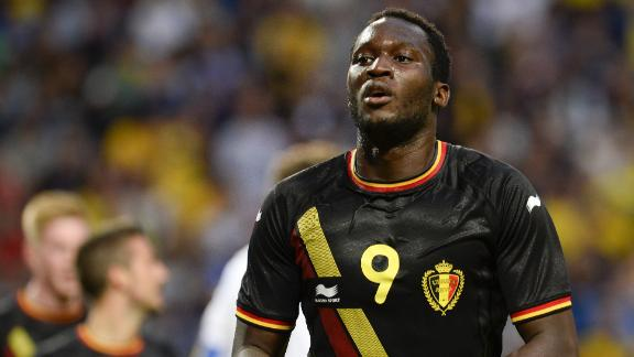 Lukaku injury scare as Belgium beat Tunisia