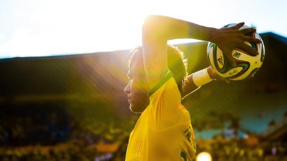 #WorldCupRank: 6 - Neymar